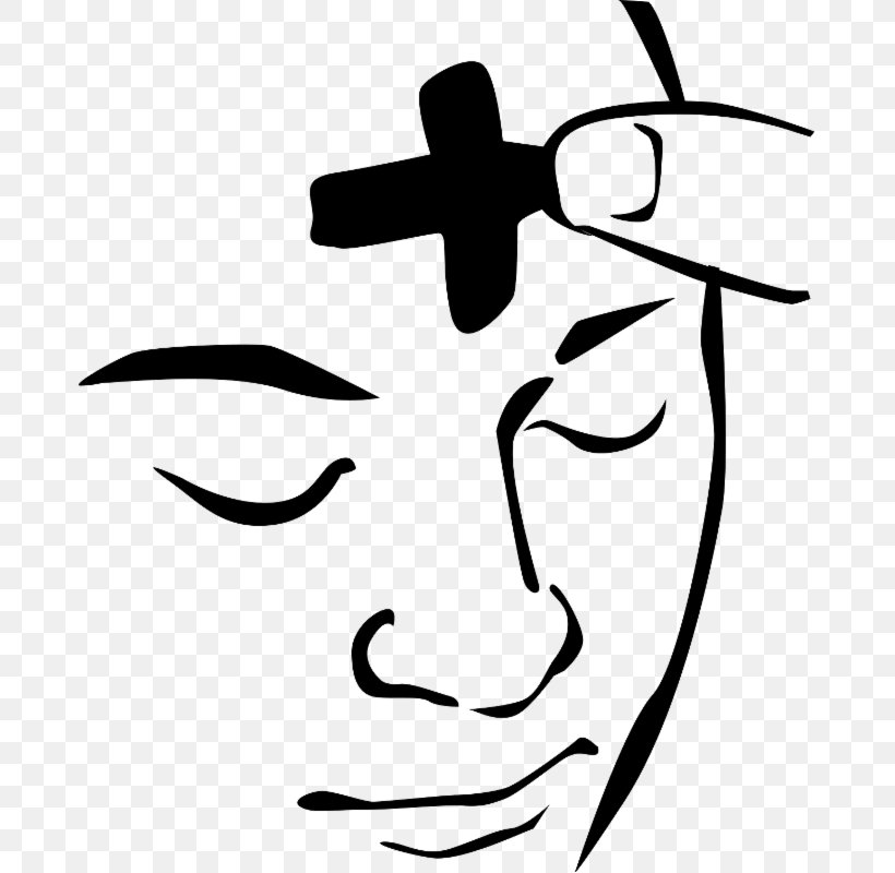 Ash Wednesday Lent Roman Missal Christianity Clip Art, PNG.