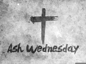 Ash Wednesday Clipart Images.