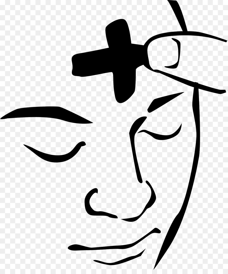 Ash Wednesday png download.