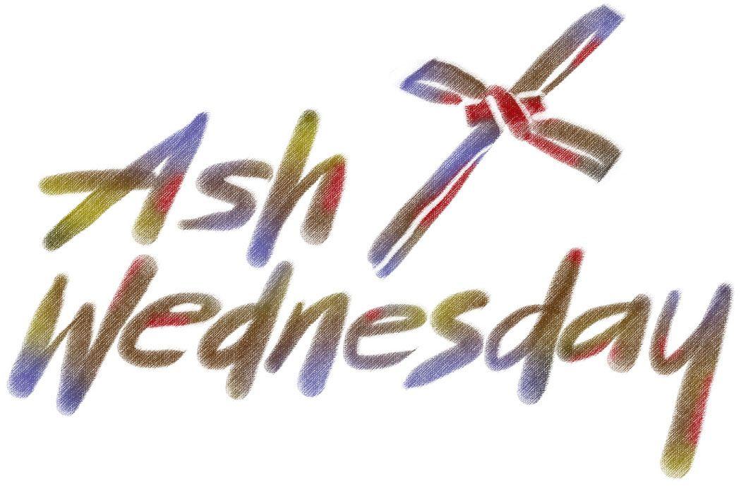 ash wednesday clip art.