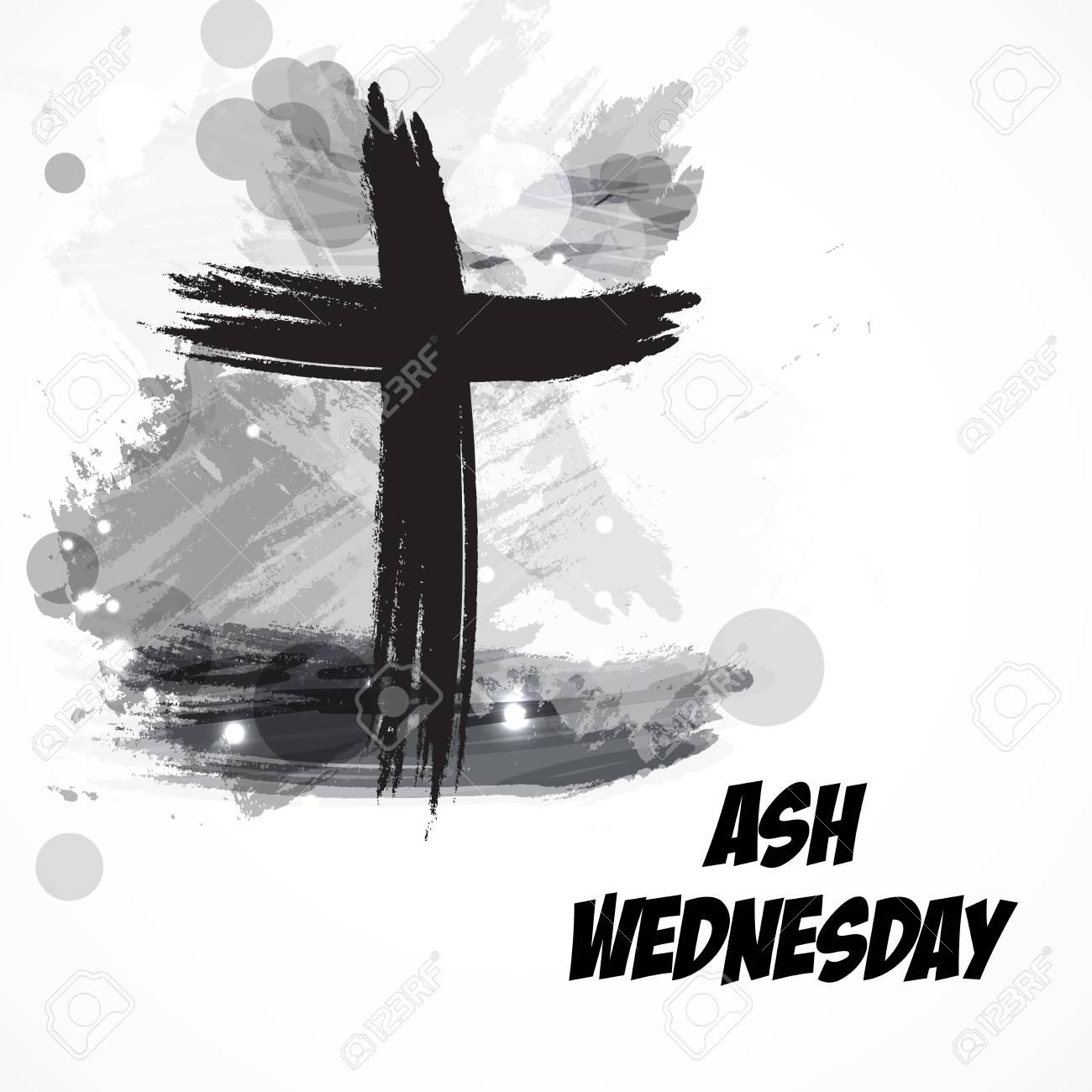Ash Wednesday..