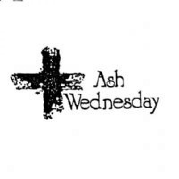 Clipart For Ash Wednesday.