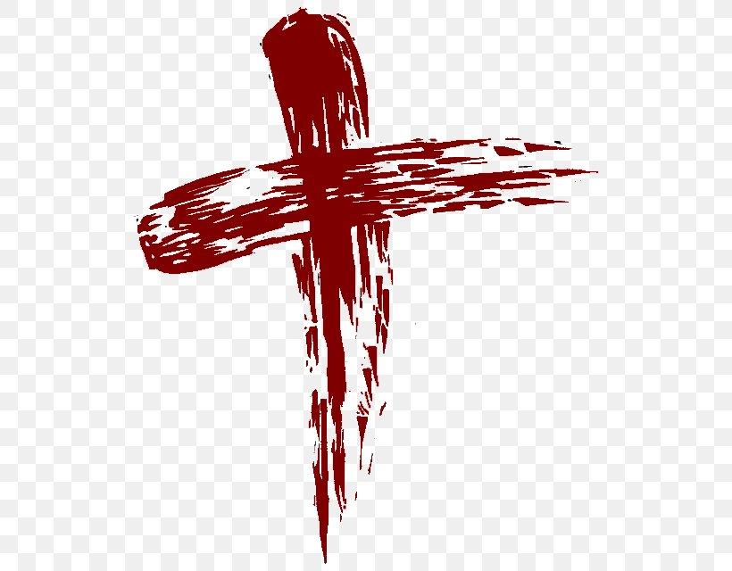 Ash Wednesday Christian Cross Eucharist Lent Mass, PNG.