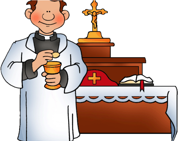 Religion Clipart Catholic Mass.