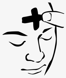 Free Ash Wednesday Clip Art with No Background.