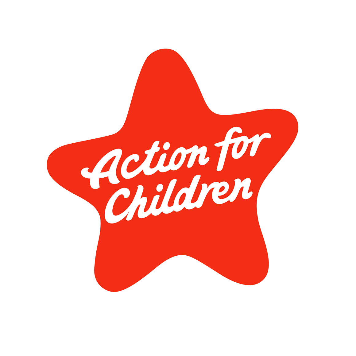 Brand New: New Logo and Identity for Action for Children by ASHA.