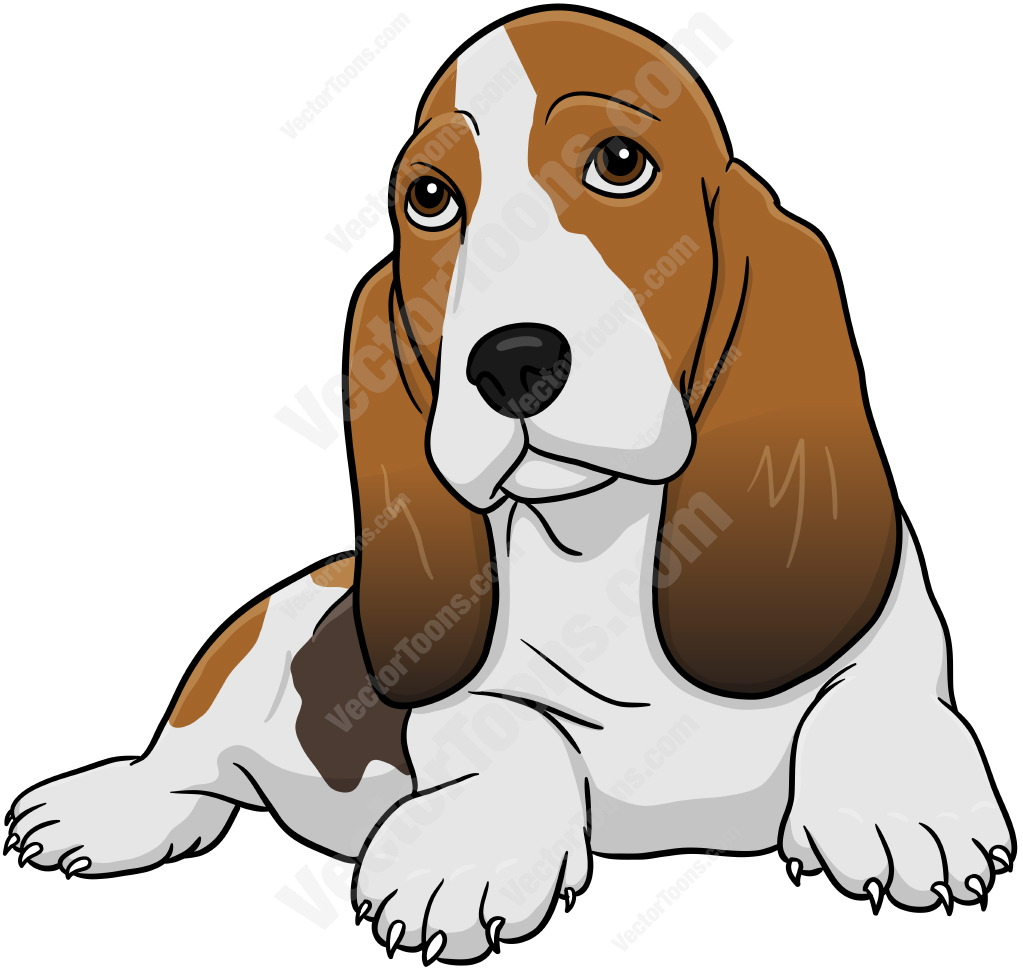 Hound Dog Clipart at GetDrawings.com.