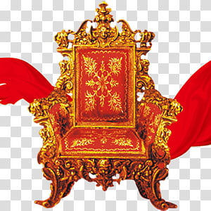 Golden Stool PNG clipart images free download.