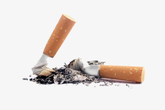 Cigarette Ash Clipart.