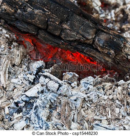 Fire ash clipart.
