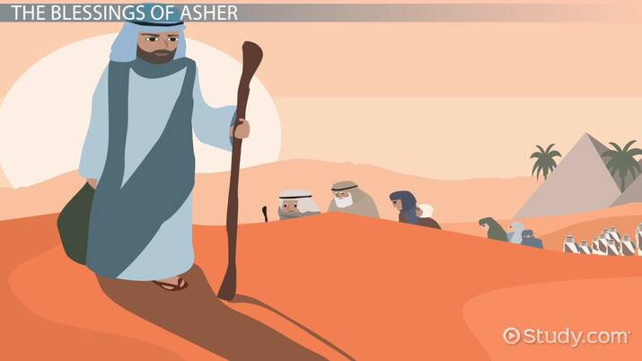 Tribe of Asher: History, Symbol & Descendants.