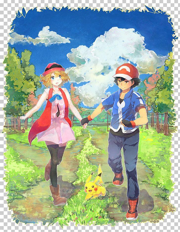 Ash Ketchum Serena Pikachu Misty Poké Ball PNG, Clipart.