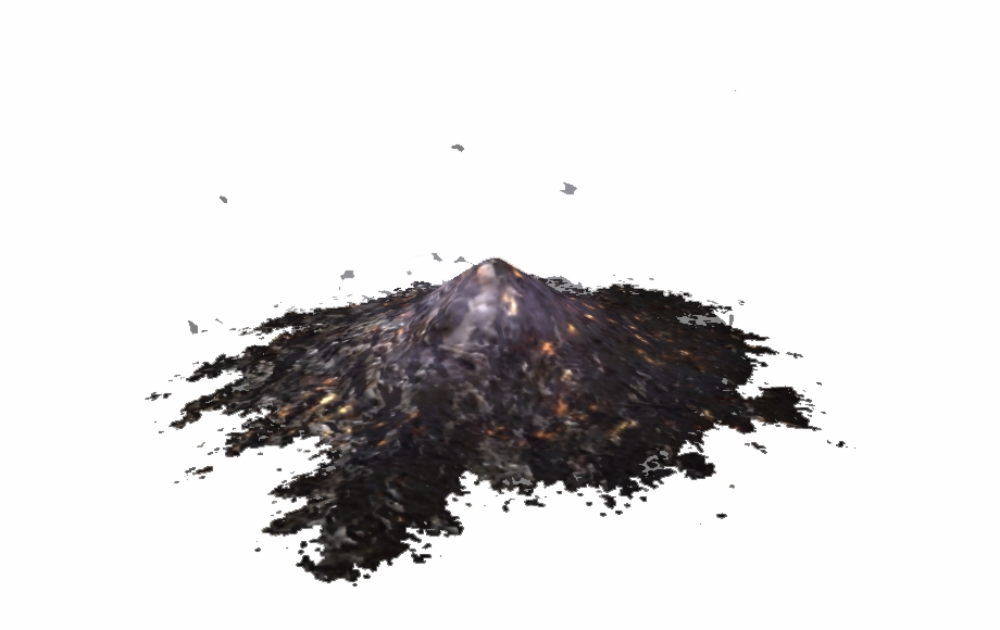 Pile Of Ashes Png, Transparent Png Download For Free #545561.