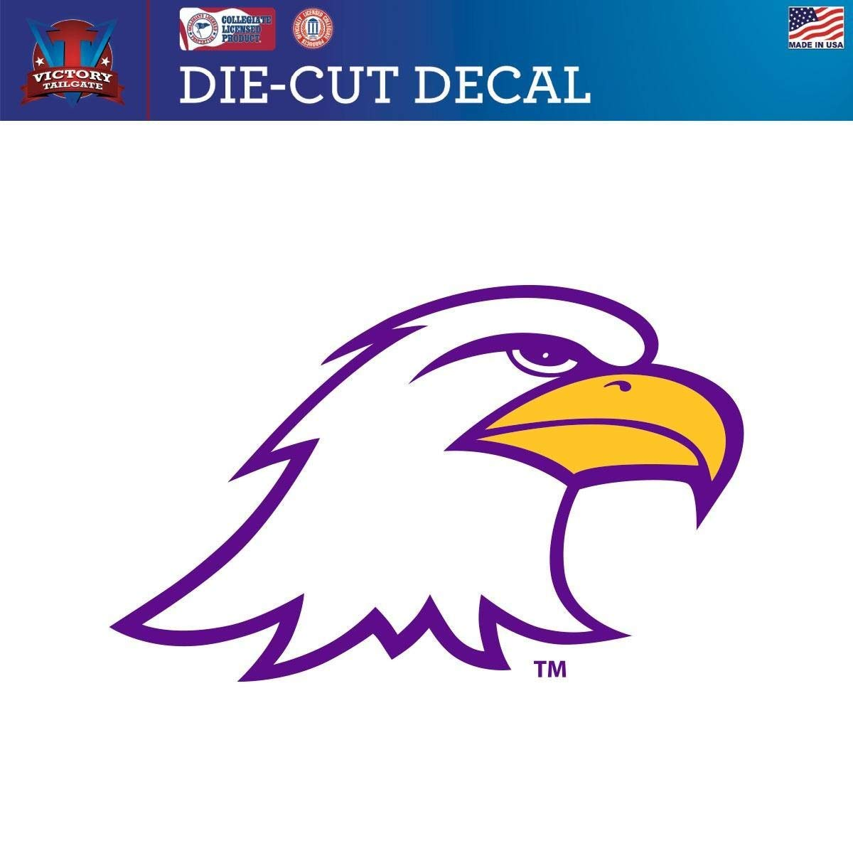 Victory Tailgate Ashland University Eagles Die.