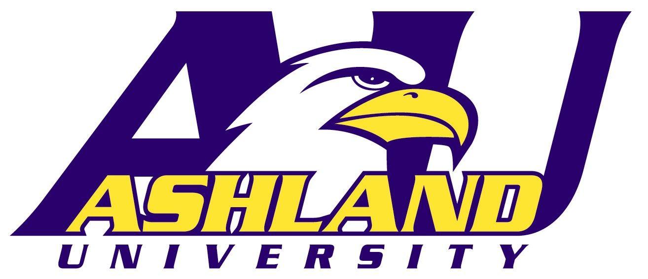 Ashland University Eagles, Ashland, OH.