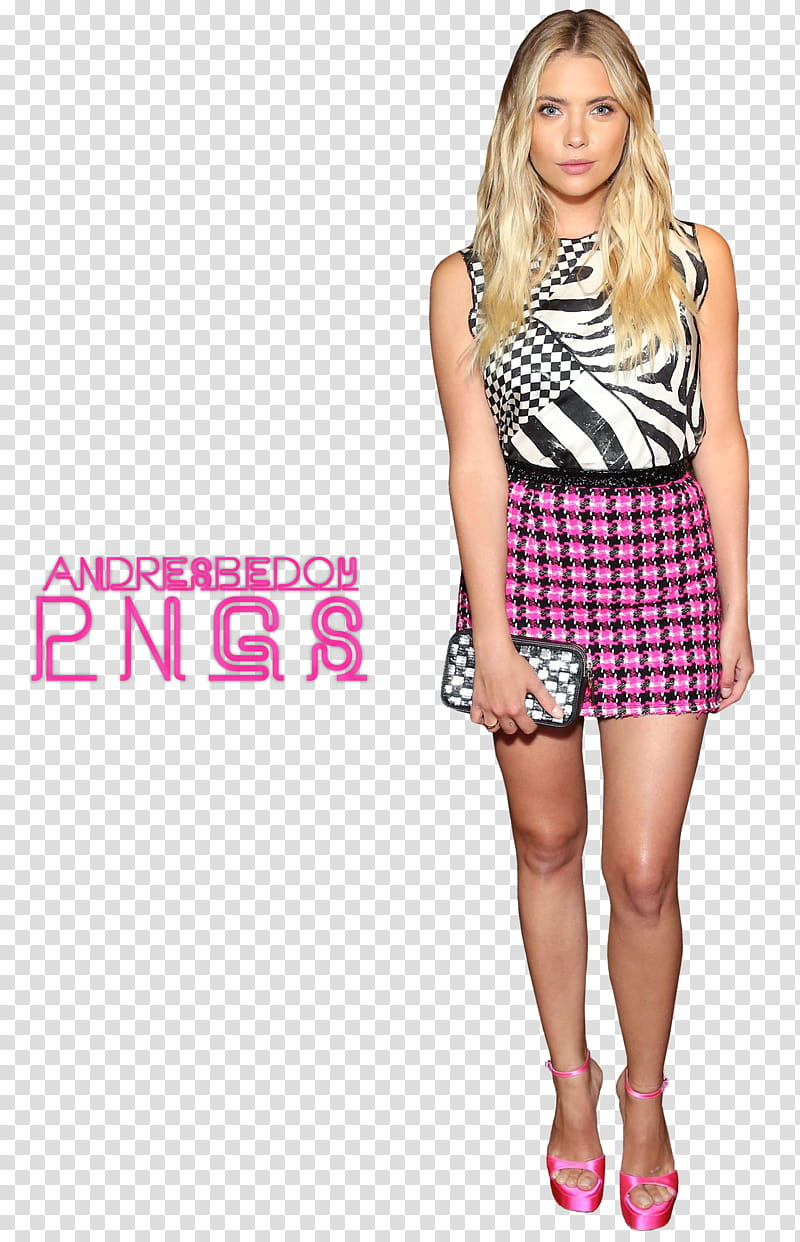 Ashley Benson, transparent background PNG clipart.