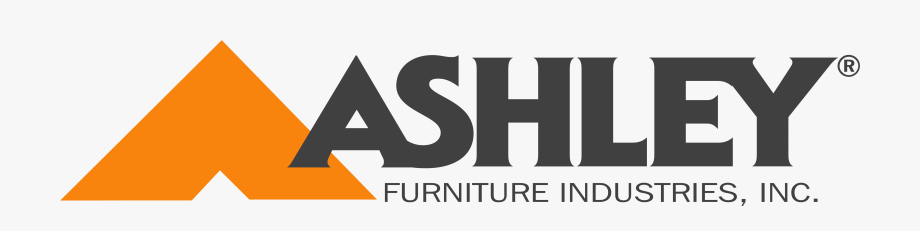 Ashley Furniture Logo, Logotype.