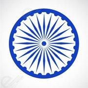 Free Ashok Chakra Clipart and Vector Graphics.