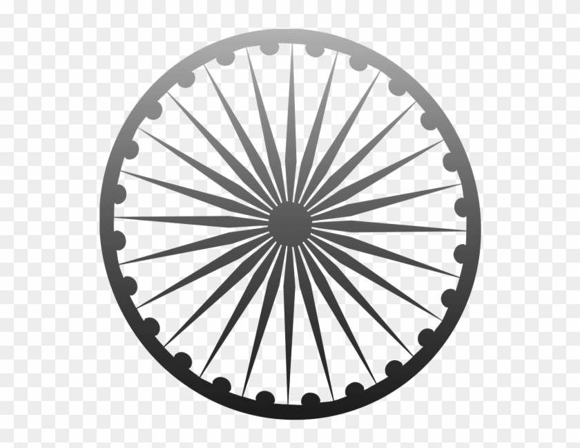 Ashok Chakra Logo Vector, HD Png Download.
