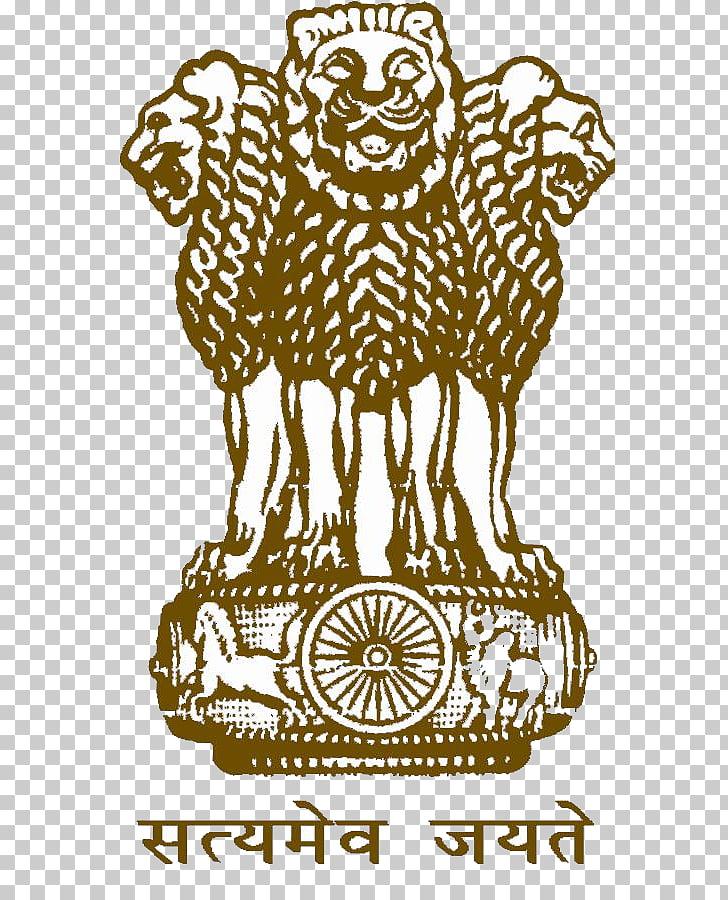 Lion Capital of Ashoka Sarnath Pillars of Ashoka State.