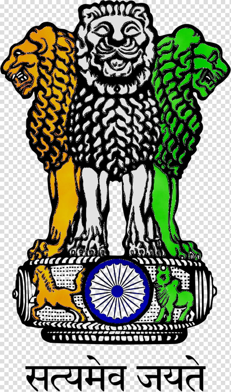 India National, Lion Capital Of Ashoka, State Emblem Of.