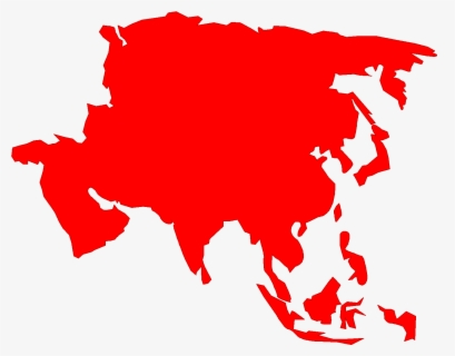 Free Asia Clip Art with No Background.