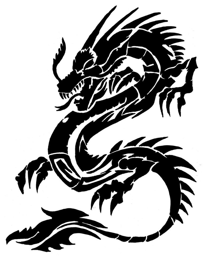 Free Chinese Dragon, Download Free Clip Art, Free Clip Art.