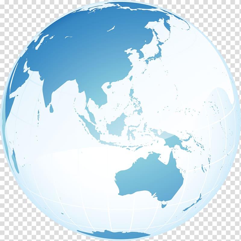 World globe, Map East Asia Globe Asia.