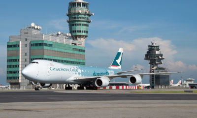 Cathay Pacific terminal charge concession aims to boost.