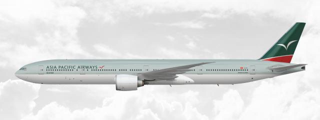Asia Pacific Airways.