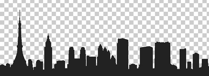 Tokyo Skyline PNG, Clipart, Asia, Black And White, Brand.
