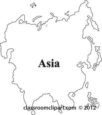 Asian clipart black and white, Asian black and white.