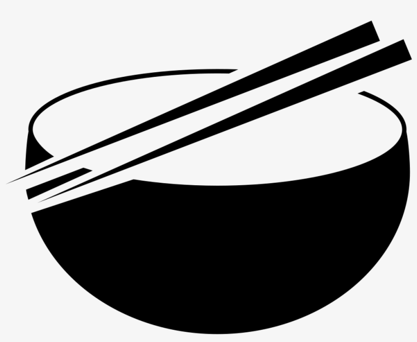 Bowl And Chinese Chopsticks Comments.