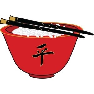 324 Chinese Food free clipart.