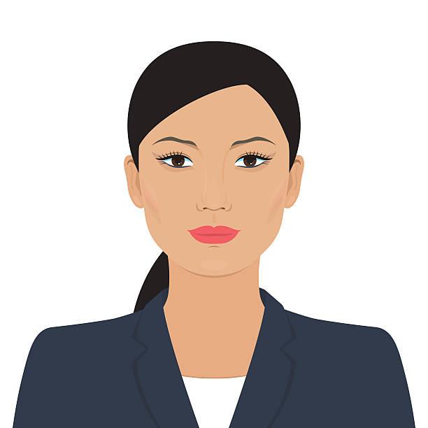 Asian Woman Clipart.