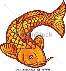 asian carp drawing.