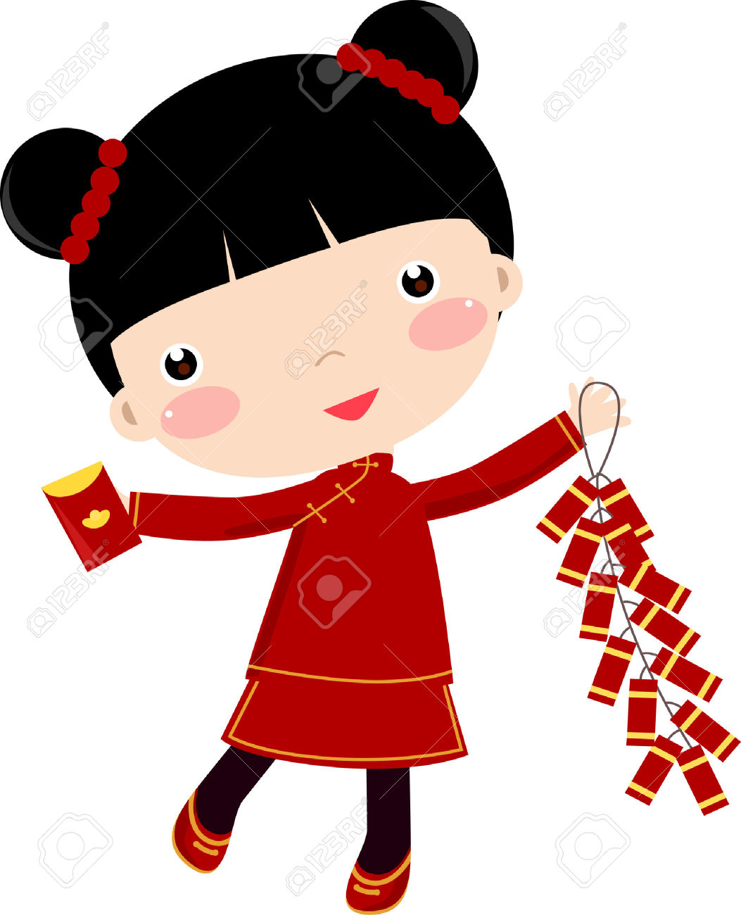 Asian Child Clipart Clipground