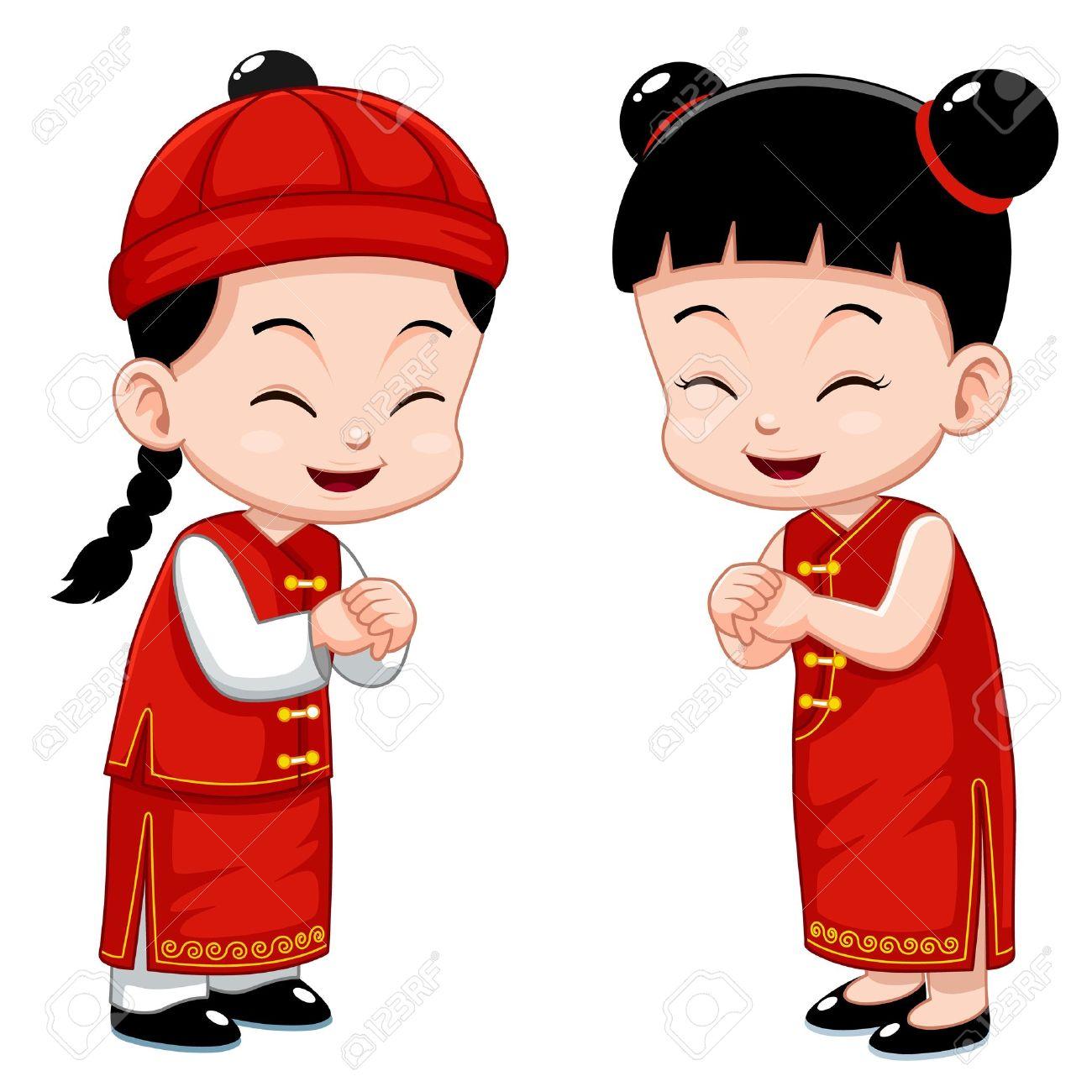 Chinese Kids.
