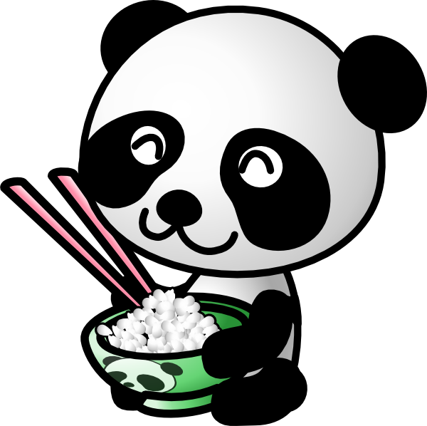 Asian Food Clipart.