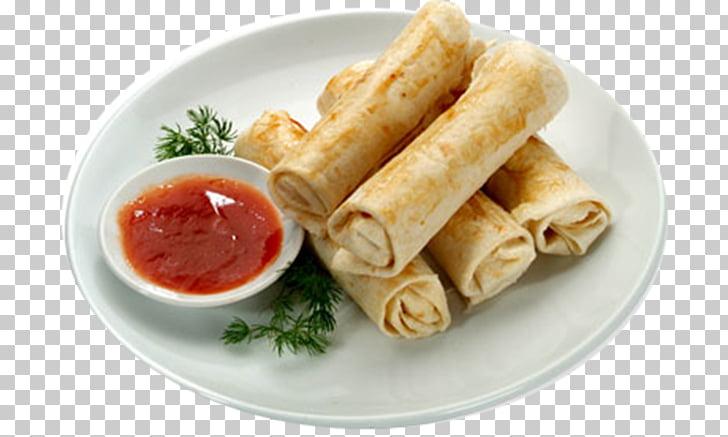 Spring roll Vegetarian cuisine Chinese cuisine Asian cuisine.
