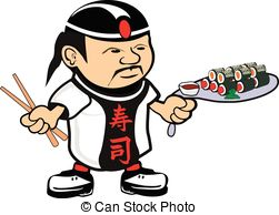 2443 Asian free clipart.
