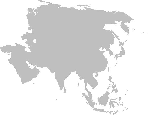 Asia Continent Clip Art at Clker.com.