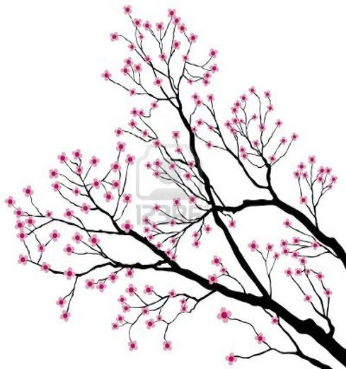 Chinese Tree Clipart.