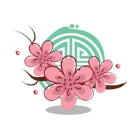 Chinese Asia Asian New Year Years Chrysanthemum Chrysanthemums.