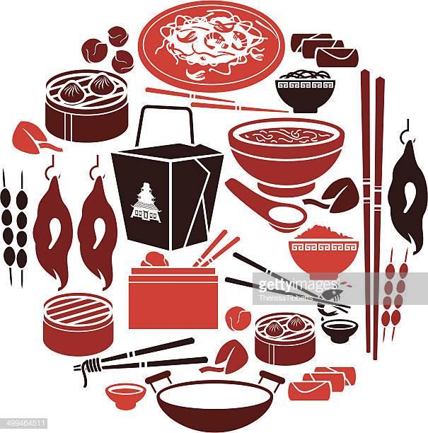 60 Top Asian Food Stock Illustrations, Clip art, Cartoons, & Icons.