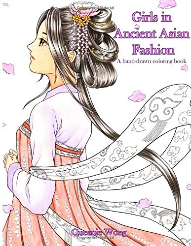 Amazon.com: Girls in Ancient Asian Fashion.