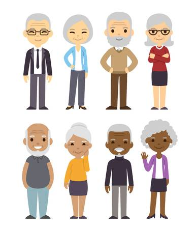 445 Asian Grandparents Stock Illustrations, Cliparts And.