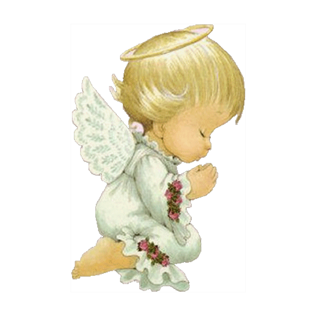Infant Angel Clip art.