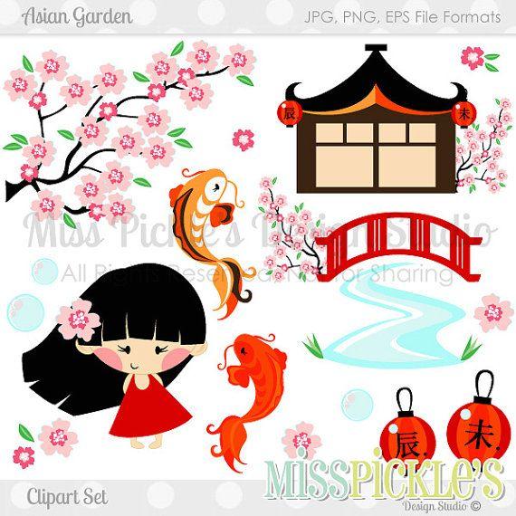 Asian Garden.