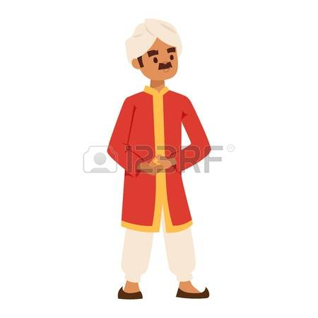 10,396 Indian Man Cliparts, Stock Vector And Royalty Free Indian.